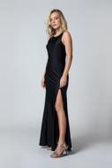 Aluguel vestido longo básico preto SP
